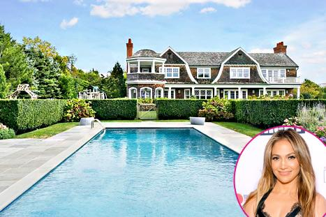 Jennifer Lopez Buying Hamptons Mansion for $10 Million: Report