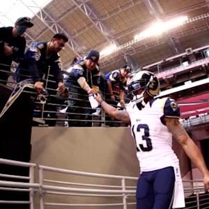 RADIO: Rams WR Chris Givens