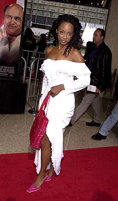 Trina McGee Davis at the LA premiere of MGM's What's The Worst That Could Happen