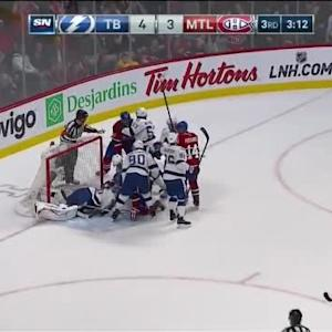 Ben Bishop Save on Max Pacioretty (16:46/3rd)