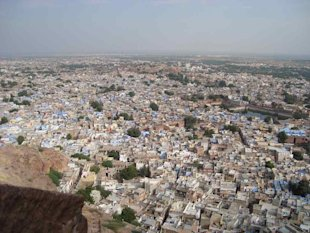 Jodhpur - the Blue City - by sarvesh2745/Flickr