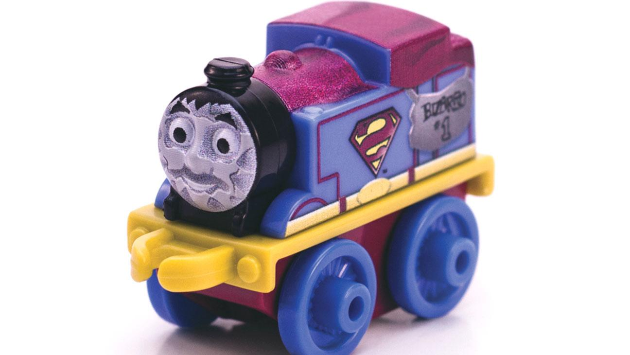 New 'DC Super Friends'/'Thomas & Friends' Toys to Debut at N.Y. Fair