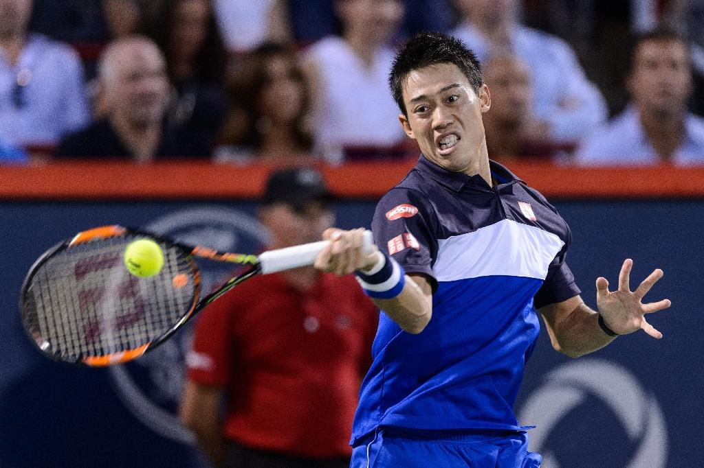 Belief powers Nishikori bid for Open final return