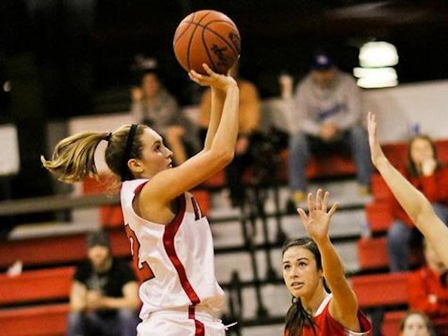 Fairview girls basketball star Kayla Day — BeRecruited