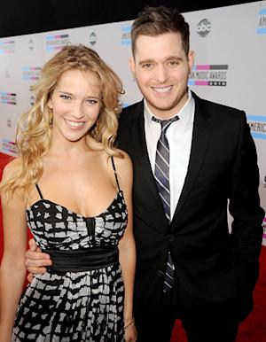 Michael Buble, Wife Luisana Lopilato Welcome Baby Boy Noah Buble!