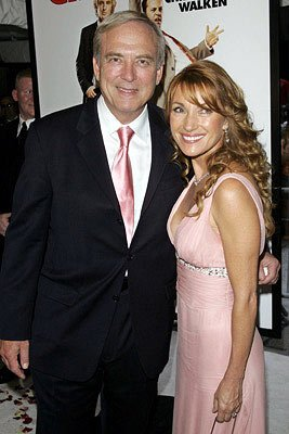 James Keach and Jane Seymour at the New York premiere of New Line Cinema's Wedding Crashers