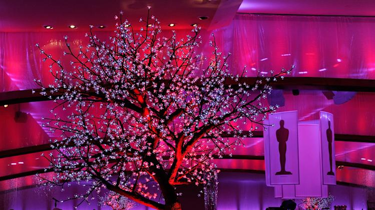 84th Annual Academy Awards - Governors Ball Preview