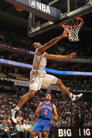 Bobcats fall to Knicks, set NBA mark for futility