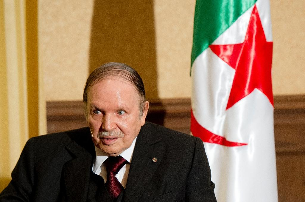 Algeria power struggle intensifies with arrest, sackings