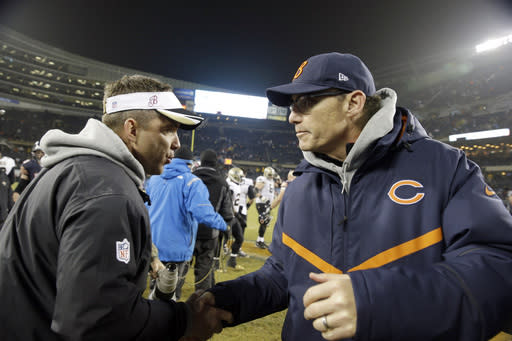 Bears' Trestman aware of speculation about future