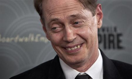 "Steve Buscemi arrives for the premiere of HBO's television series ""Boardwalk Empire"" Season 4 in New York"