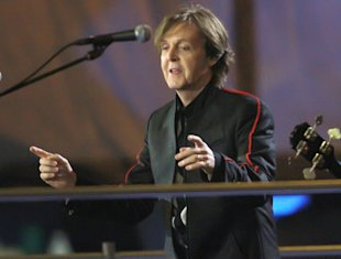 Paul McCartney To Replace Kurt Cobain During Nirvana Performance At Huricane Sandy Benefit