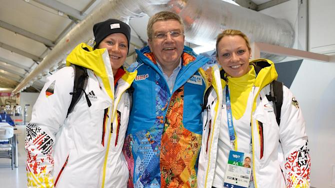 New IOC president faces challenging 1st games