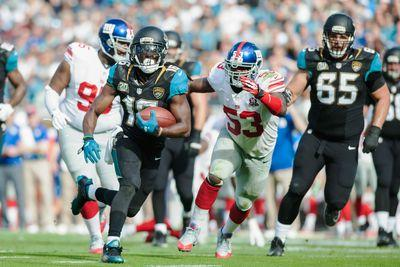 Denard Robinson out for the year, fantasy owners implement changes