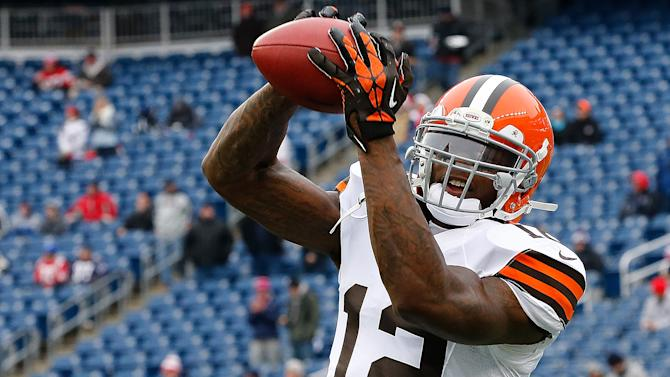 The National Football League slaps Josh Gordon with a one-year ban after the Cleveland Browns player's appeal was denied