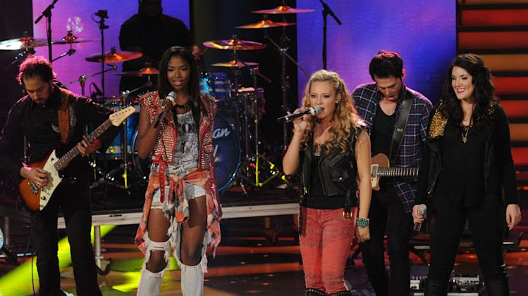 """American Idol"" Season 12 - Top 7"
