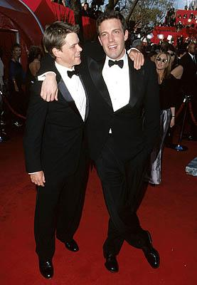Matt Damon and Ben Affleck 71st Annual Academy Awards Los Angeles, CA 3/21/1999