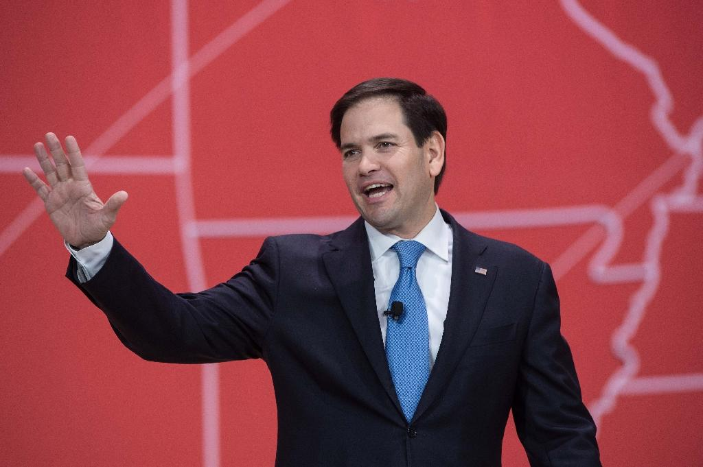 Rubio to announce political future April 13