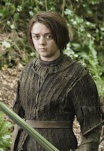 Maisie Williams  | Photo Credits: Helen Sloan/HBO