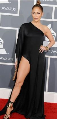 Guess Who Defied CBS Nudity & Obscenity Memo At Tonight's Grammys: Rihanna, Katy Perry, Jennifer Lopez, Deadmau5, D'Manti, Kelly Rowland, Kimbra, Ashanti, Skylar Grey