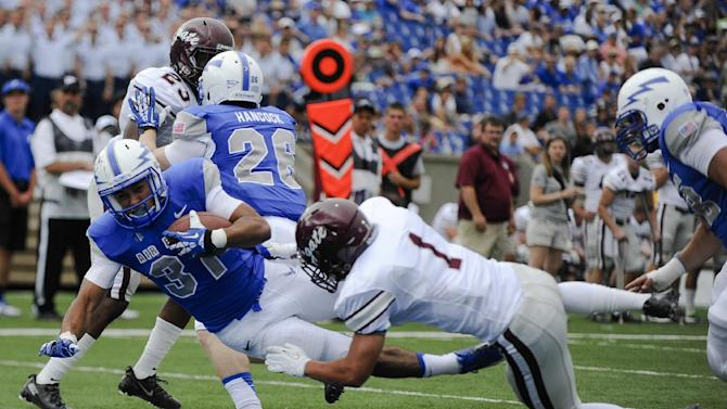 Hart, Lee lead Air Force to 38-13 win over Colgate