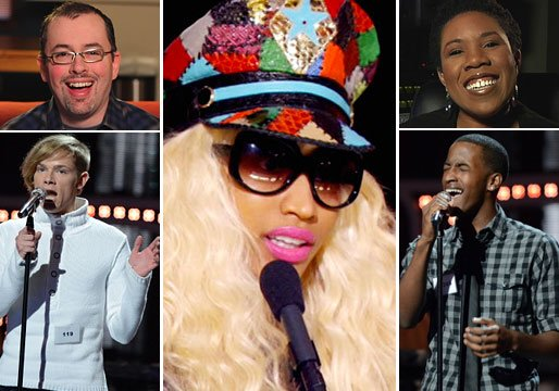 Idology: Nicki Minaj Rules, Male Contestants Act the Fool During Season 12 Hollywood Week