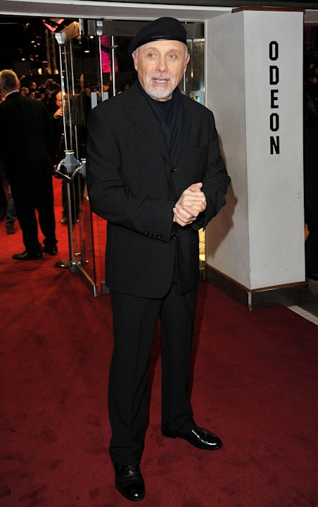 Valentine's Day 2010 UK Premiere Hector Elizondo