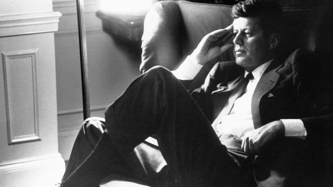 Unexpected Loss Of A Friend Www Liveluvecreate Com 0 John: Did JFK Predict His Own Death?