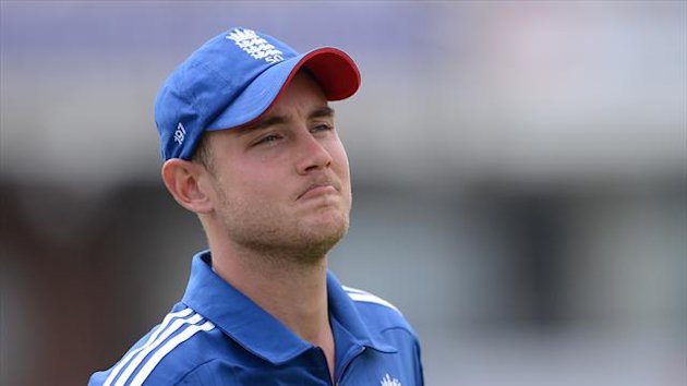 Stuart Broad will now link up with England in New Zealand