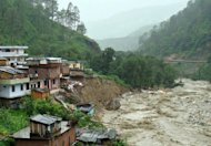 <p>Flash floods in mountainous northern Indian state of Uttarakhand have killed at least 34 people and left hundreds of Hindu pilgrims stranded, Indian officials said.</p>