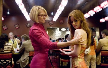 Ellen Barkin and Kris Kane in Warner Bros. Pictures' Ocean's Thirteen