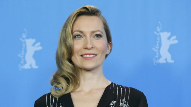 Actress Sichov poses during photocall at 66th Berlinale International Film Festival in Berlin