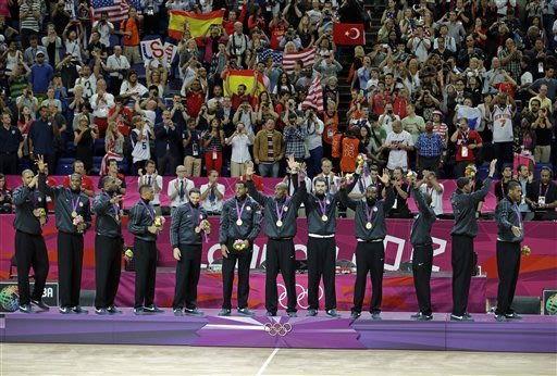 US men's basketball has holes to fill before Rio