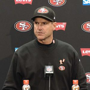 49ers postgame press conference