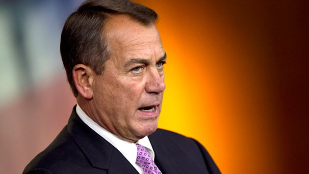 Boehner Says Trayvon Martin's Death a 'Tragedy'; Teen's Parents Head for Capitol Hill (ABC News)