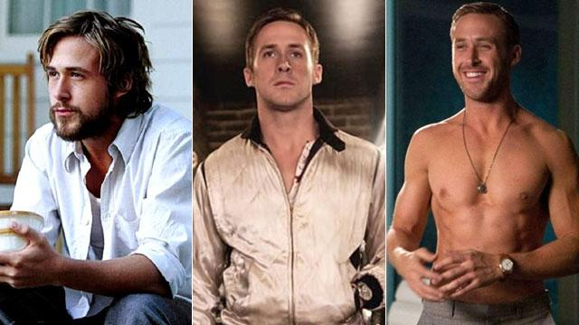 B-Day Boy Ryan Gosling's Sexiest Roles
