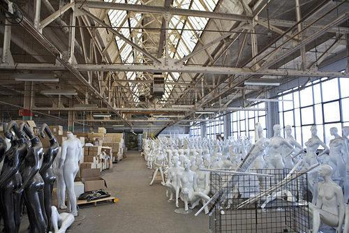 Office Space: Inside the 1913 Ford Factory That Could Become BuzzFeed's Massive New Home in Downtown LA
