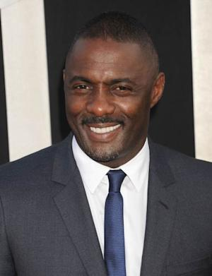 Idris Elba arrives at the 'Pacific Rim' - Los Angeles Premiere at Dolby Theatre on July 9, 2013 in Hollywood -- Getty Images