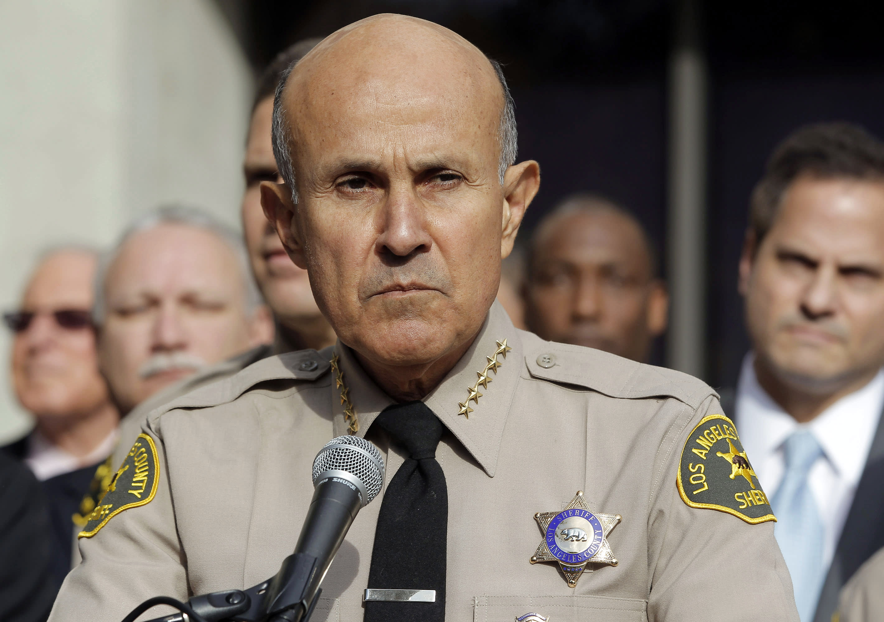 Recordings reveal the lies former LA sheriff told prosecutor