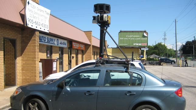 Street View lands Google in hot water… again