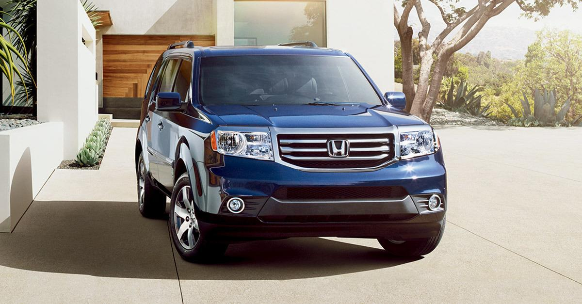 You could get a great deal on a new Honda Pilot