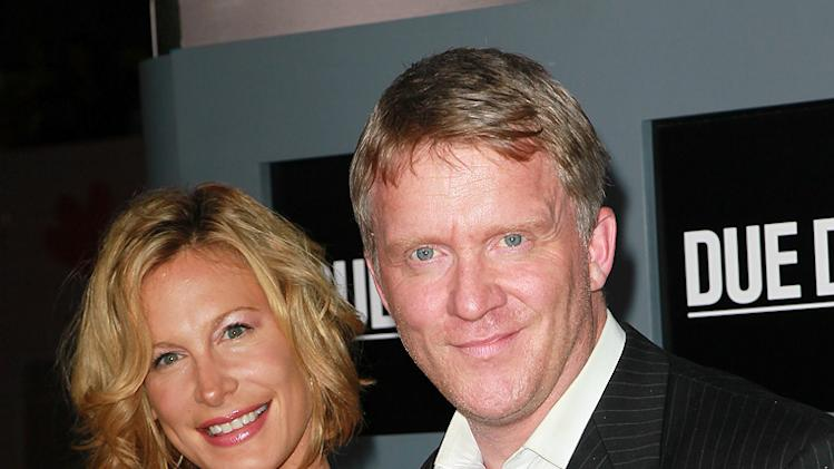 Due Date LA Premiere 2010 Lisa Datz Anthony Michael Hall