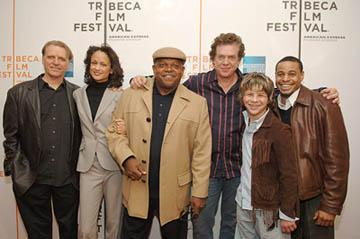David Rasche, Anne-Marie Johnson, Charles S. Dutton, Christopher McDonald, Jonathan Lipnicki and Corey Parker Robinson The L.A. Riot Spectacular premiere - Tribeca Film Festival April 25, 2005 - New York, NY