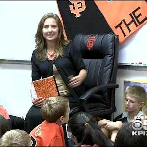 Brandon Crawford's Mom Gears Up For World Series
