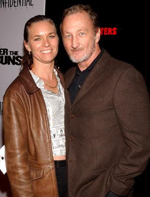 Robert Englund with wife Nancy at the Hollywood premiere of New Line Cinema's After the Sunset