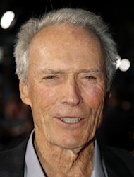 Cast member Clint Eastwood attends the premiere of &quot;Trouble With the Curve&quot; at the Westwood Village Theater on Wednesday, Sept. 19, 2012, in Los Angeles. (Photo by Matt Sayles/Invision/AP)