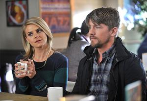 Eliza Coupe, Zachary Knigthon | Photo Credits: Richard Foreman/ABC