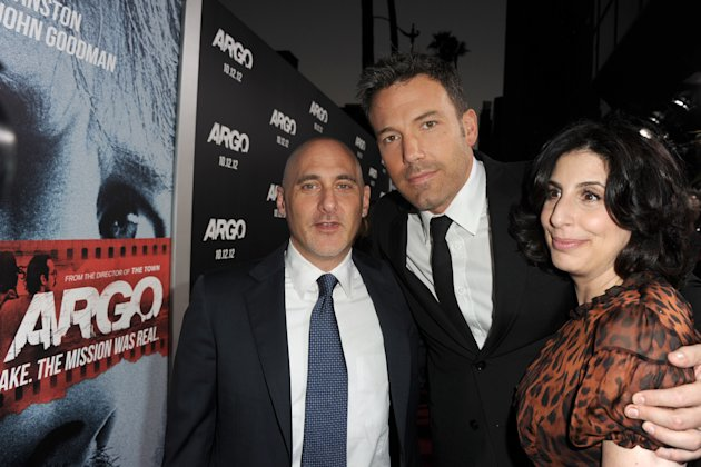 "Premiere Of Warner Bros. Pictures' ""Argo"" - Red Carpet"