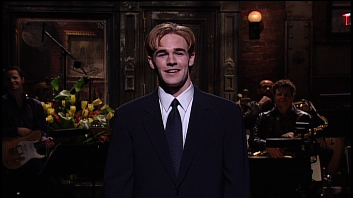 James Van Der Beek Monologue