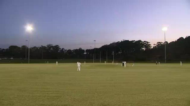 Night cricket comes to Port